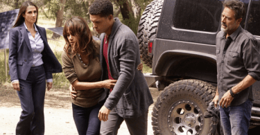 Halle Berry Henderson Wade Jeffrey Dean Morgan Extant Arms and the Humanich