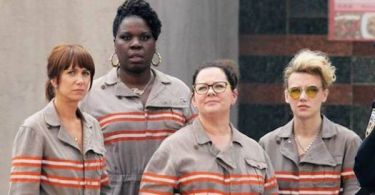 Ghostbusters Cast in Costume Revealed