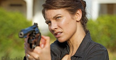 Lauren Cohan The Walking Dead Season Six