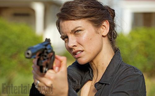 Lauren Cohan The Walking Dead Season Six
