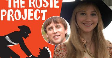 Richard Linklater Jennifer Lawrence The Rosie Project Cover