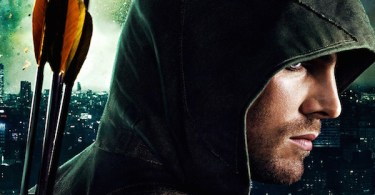 Stephen Amell Arrow Banner