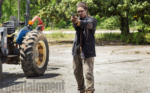 The Walking Dead Season 6 Corey Hawkins