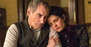 Timothy Dalton Eva Green Penny Dreadful And They Were Enemies