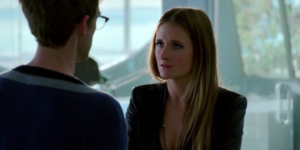 Tyler Hilton Grace Gummer Extant Empathy for the Devil