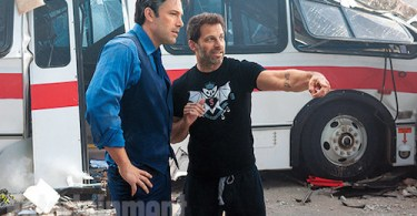 Zack Snyder Ben Affleck Batman v Superman