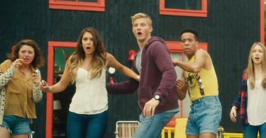 Alexander Ludwig Nina Dobrev The Final Girls