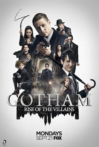 Gotham Season Two Promo Art 2