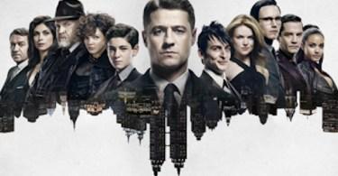 Gotham Season Two Promo Art