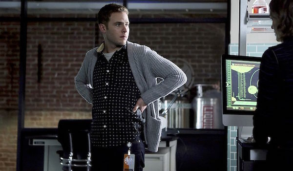 Ian De Caestecker Agents of SHIELD Love in the Time of HYDRA