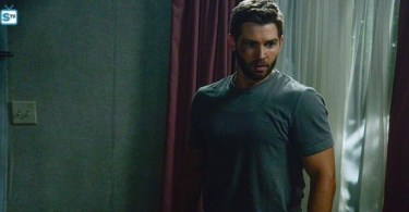 Mike Vogel Under the Dome Love is a Battlefield