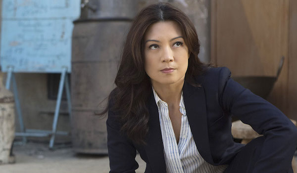 Ming-Na Wen Agents of SHIELD Melinda