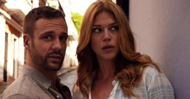 Nick Blood Adrianne Palicki Agents of SHIELD