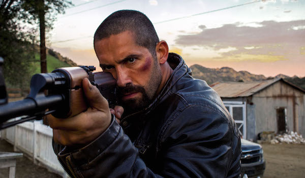 Scott Adkins in Close Range Trailer