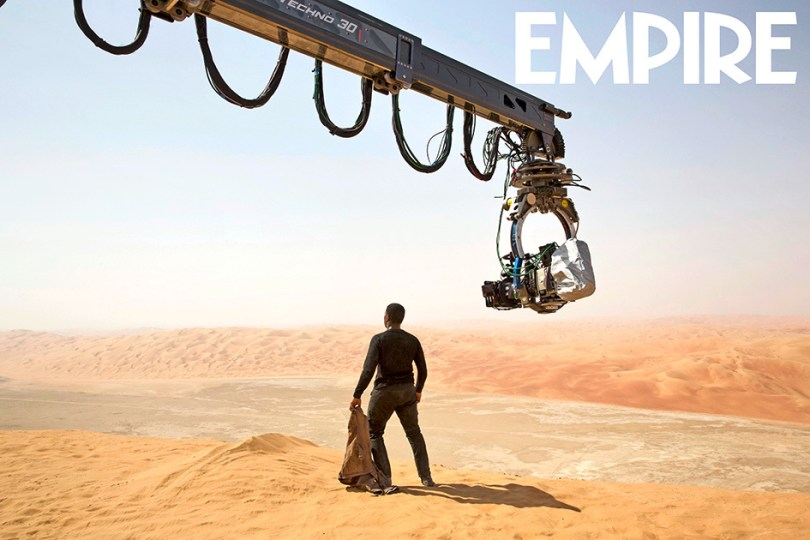 Empire Magazine Set Photo 2