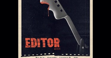 The Editor Poster Arrives