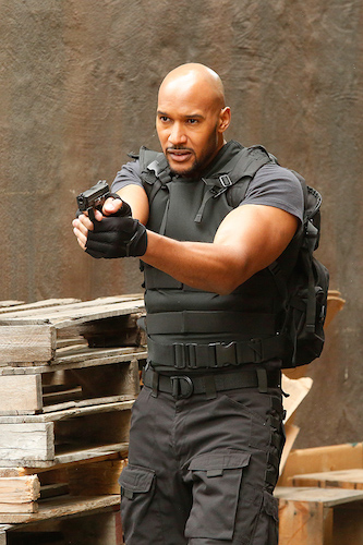 Agents of SHIELD Laws of Nature Henry Simmons