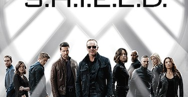 Agents of SHIELD Season Three Poster