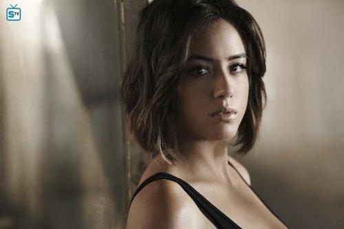 Chloe Bennet Skye Agents of SHIELD Season 3