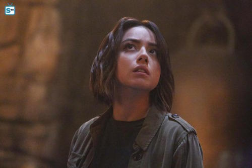 Chloe Bennet Purpose in the Machine Agents of SHIELD