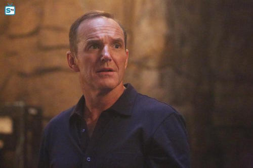 Clark Gregg Purpose in the Machine Agents of SHIELD