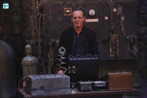 Clark Gregg Purpose in the Machine Agents of SHIELD