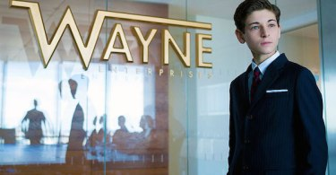 David Mazouz Gotham The Blind Fortune Teller