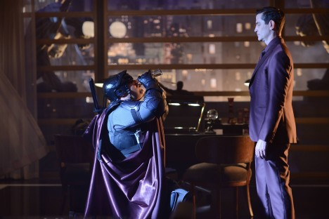 James Frain Gotham