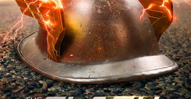 Jay Garrick Helmet Season Two Banner The Flash