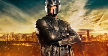 David Ramsey Costume Arrow Season Four
