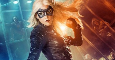 Katie Cassidy Black Canary Arrow