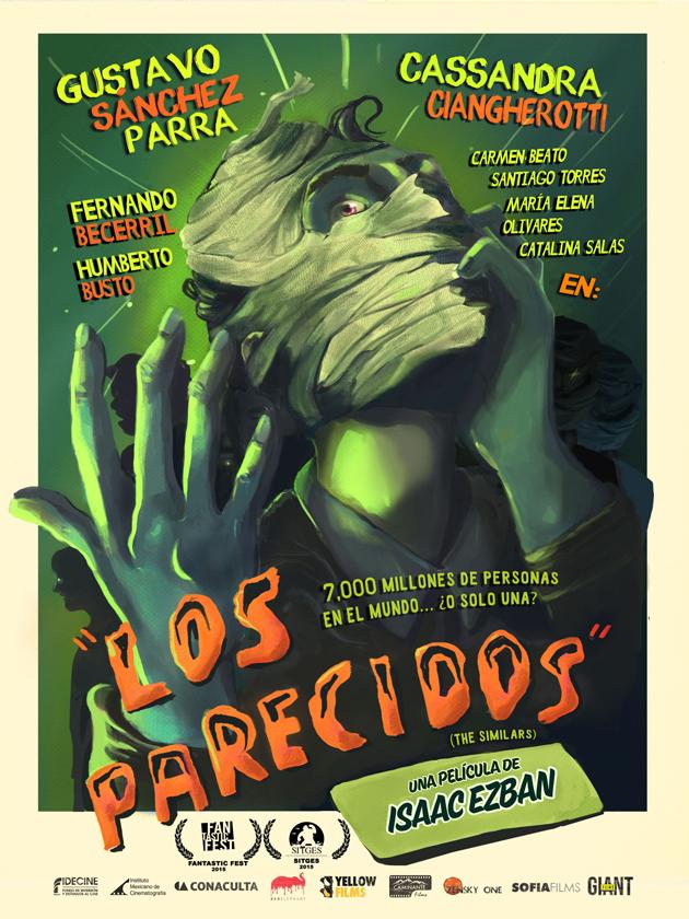 Los Parecidos Poster