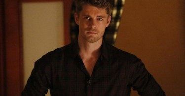 Luke Mitchell Agents of SHIELD