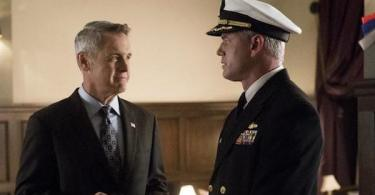 Mark Moses Eric Dane Season Two Finale The Last Ship