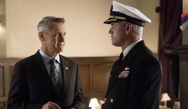 Mark Moses Eric Dane Season Two Finale The Last Ship