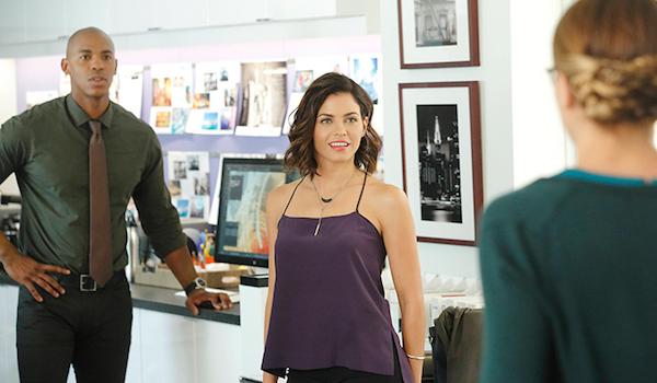 Mehcad Brooks Jenna Tatum-Dewan Melissa Benoist Supergirl
