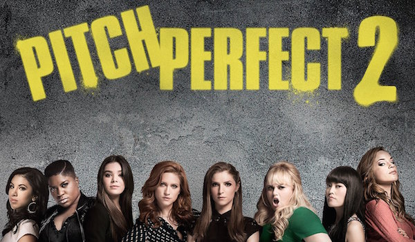 Contest Pitch Perfect 2 2015 Blu Ray The Bellas Of Barden Are Back Filmbook