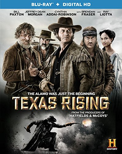 Texas Rising Bluray