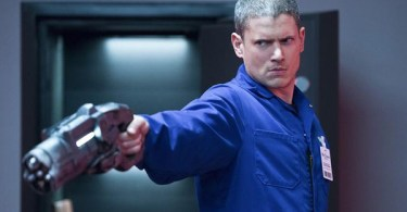 Wentworth Miller The Flash Family of Rogues