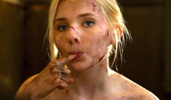 Abigail Breslin Finger in Mouth Final Girl