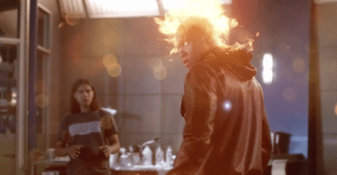 Carlos Valdes Franz Drameh The Flash The Fury of Firestorm Trailer