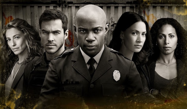 Containment TV Show Banner