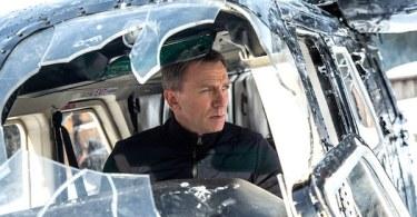 Daniel Craig Crash Spectre