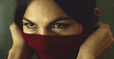 Eldie Yung Elektra Mask Daredevil