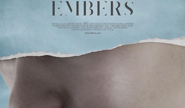 Embers Poster Arrives