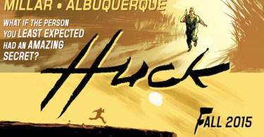 Huck Mark Miller