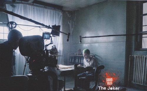 Jared Leto The Joker Suicide Squad Empire