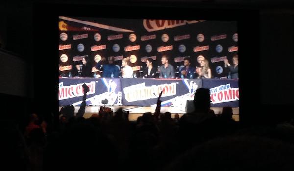 Jessica Jones Panel NYCC 2015