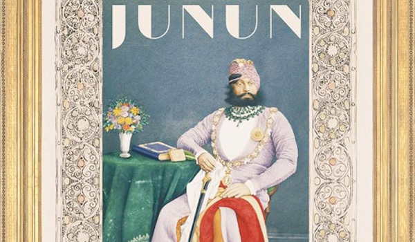Junun Poster Arrives