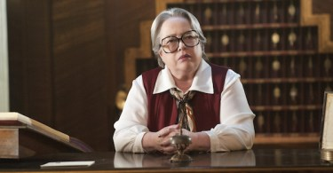 Kathy Bates American Horror Story Checking In